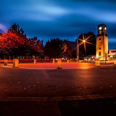 Bright Clocktower (Photo: Brendan Holland @ BrightMystic)