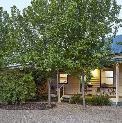 Birch – Two Bedroom Cottage