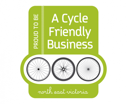 A cycle friendly business